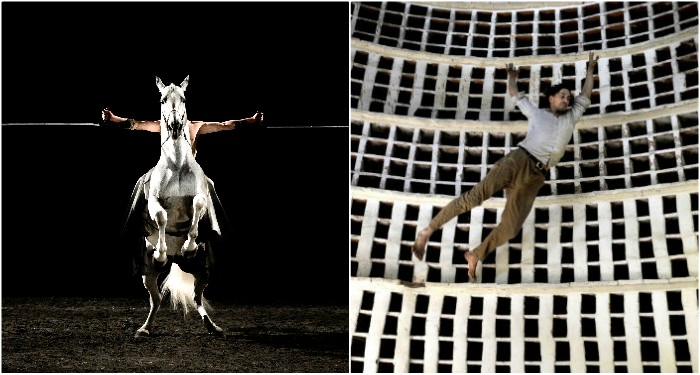 La Biennale prend place aussi au Théâtre du centaure (©Ph. Metsu Ubik, Jérôme Vila)