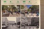 Go Photo Planche secteur Bourse pietonnisation centre-ville
