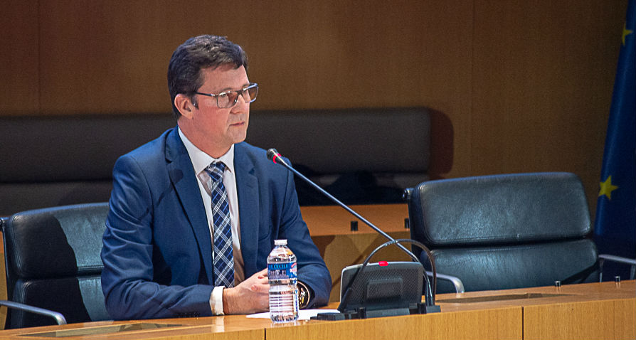 Thierry Moallic, le directeur de l'Adil 13 (Photo JYD/Gomet')