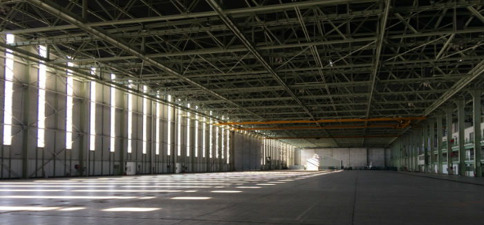 Les premières entreprises doivent s'installer dans le hangar Mercure au mois d'avril
