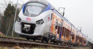 La SNCF et la Région vont commander cinq nouveaux trains Régiolis pour moderniser le réseau