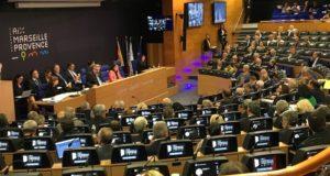 Dés l'ouverture du conseil métropolitain, Martine Vassal a annoncé qu'elle ne voterait plus aucun document stratégique