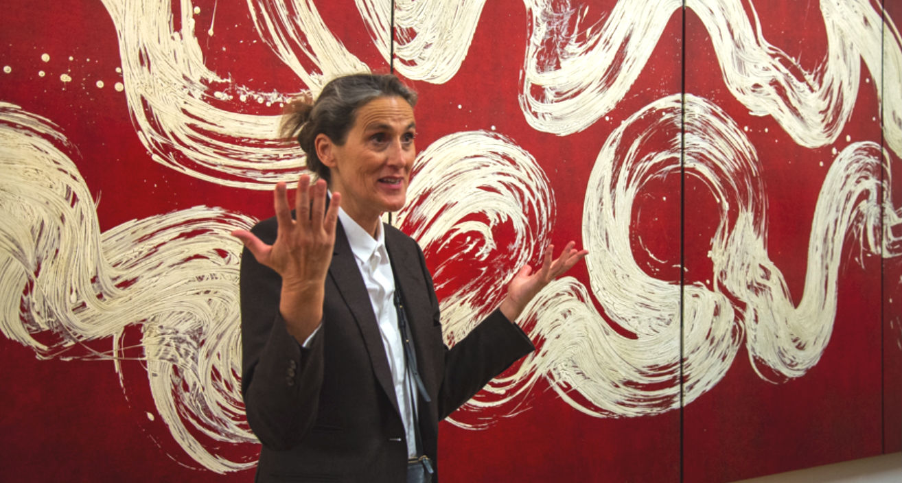 Tenue D Artiste Peintre le musée granet accueille une grande rétrospective fabienne