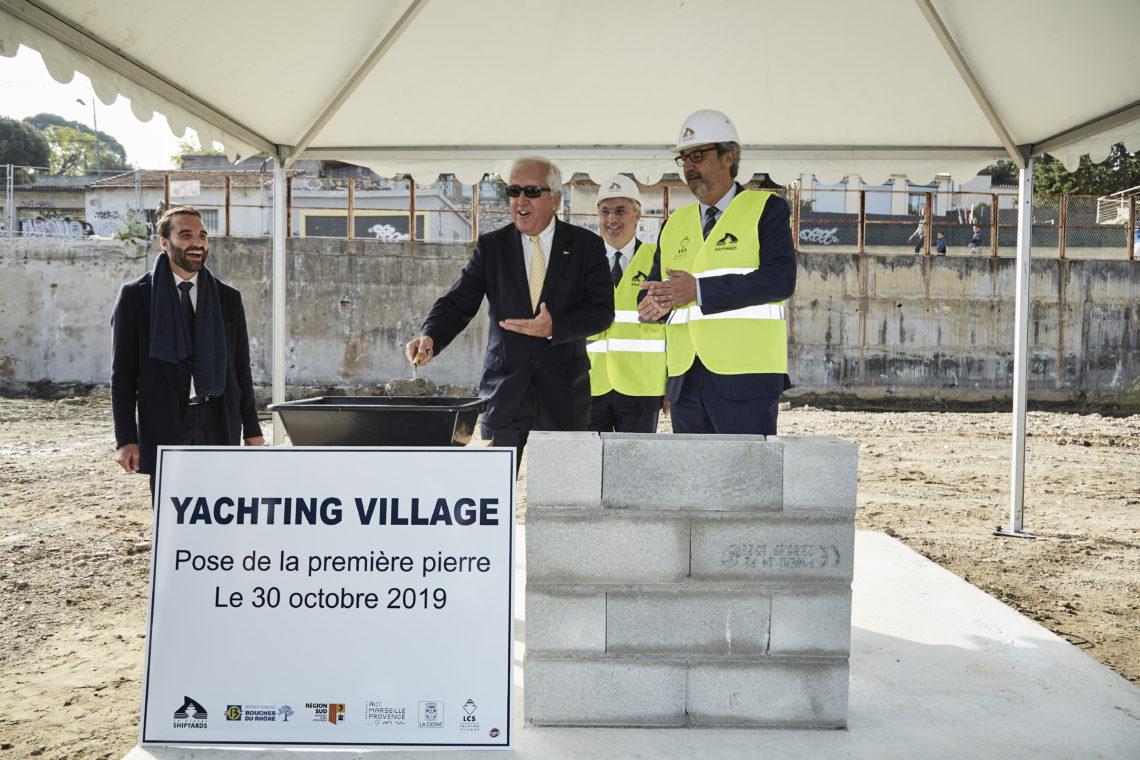 Chantiers navals de La Ciotat : le village d'entreprises fait le plein - Gomet'