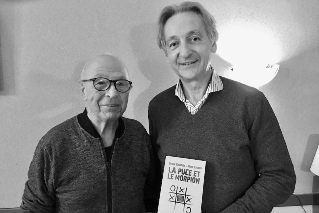 Marc Lassus, le fondateur de Gemplus avec Bruno Charlaix.