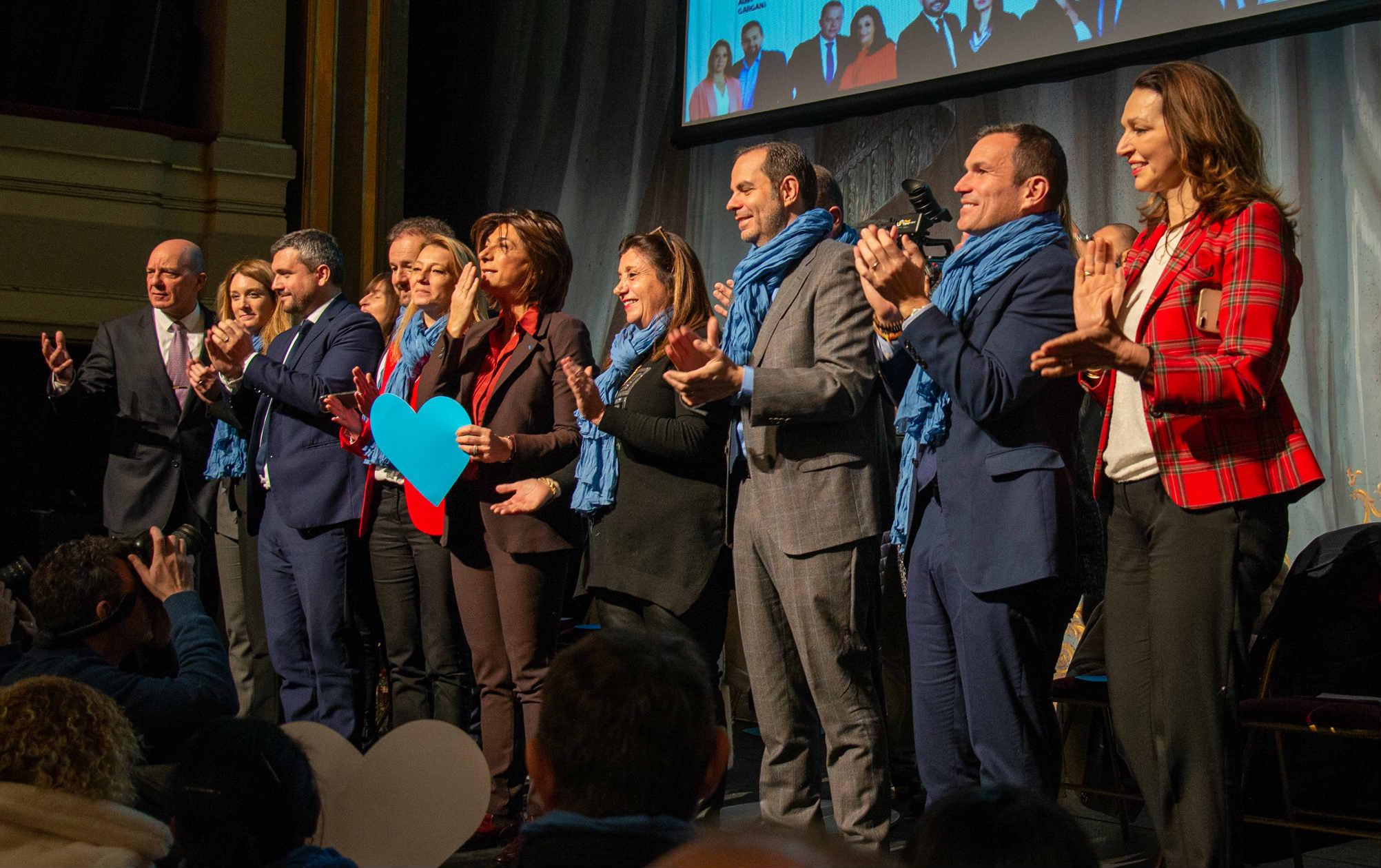Martine Vassal Presente Ses 300 Colistiers Aux Municipales Gomet