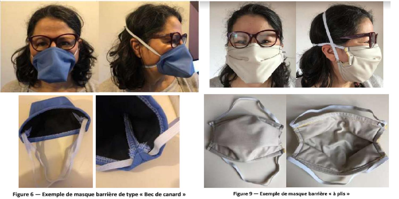 Coronavirus Un Guide Pour Fabriquer Son Masque A La Maison Gomet