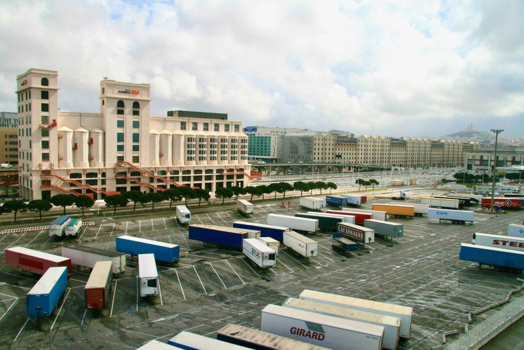 """Le Silo, les Docks, des espaces """"recyclés"""" Photo CA"""