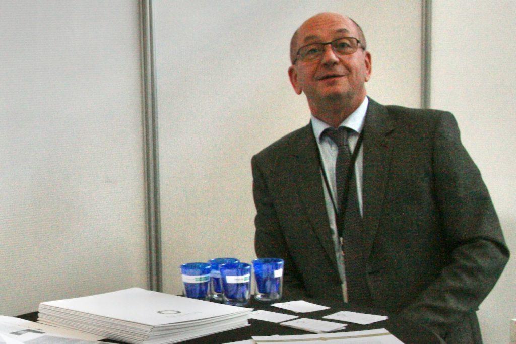 Jean-Pierre Gasnier d'Akheos, professeur associé et directeur de la Chaire innovation & brevets à l'Université d'Aix-Marseille Photo CA