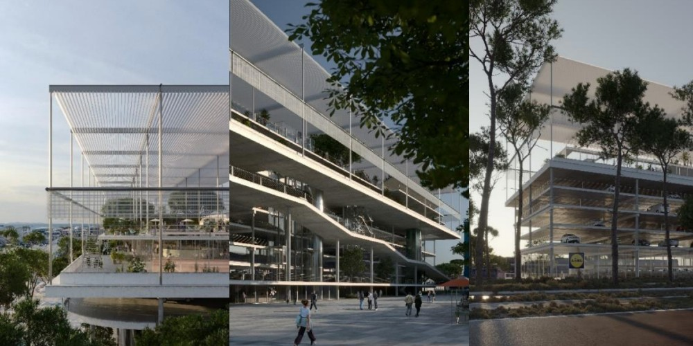 Les premières images du projet de Bruther architectes aux Fabriques (Crédit Bruther)