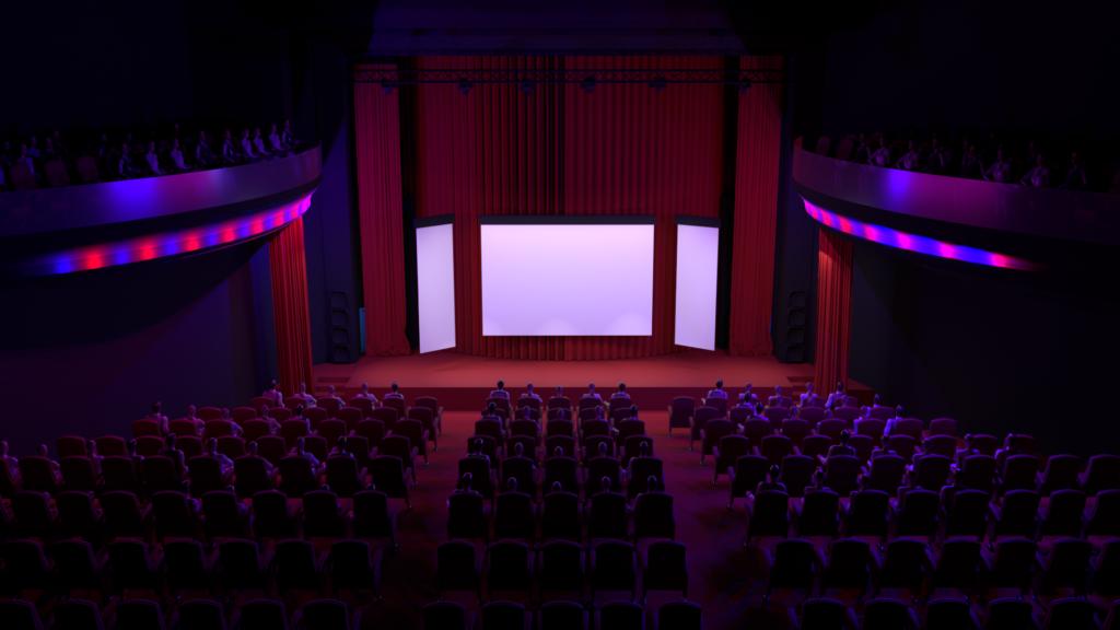 La salle OlympiAlga accueillera des concerts, du théâtre ou encore de la danse (Crédit DR)